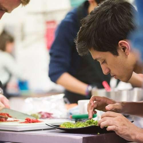 Intermediate Cookery Course