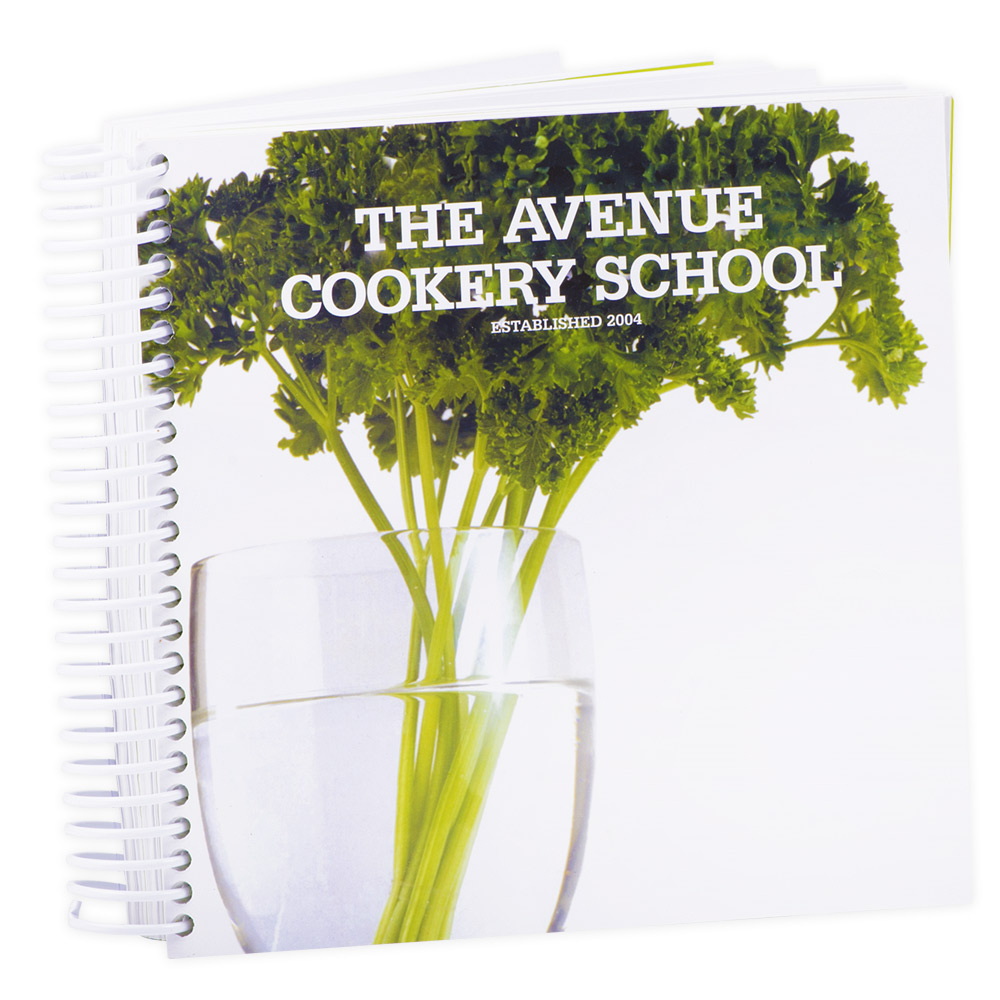 Avenue cookery book