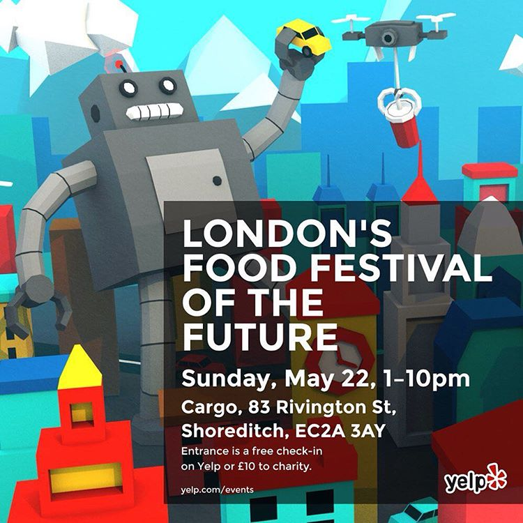 Join us at Londons Food Festival of the Future londonlifehellip