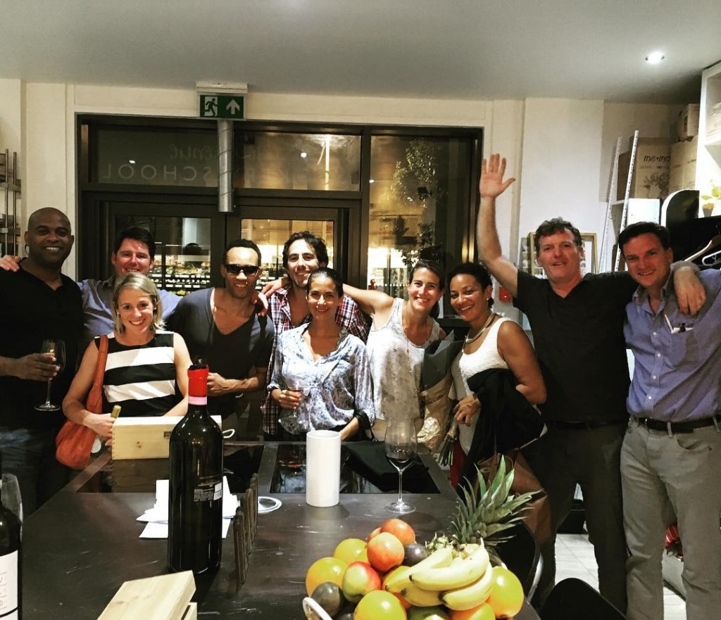 Great course!!! private cooking course london Sunday evening dinner partyhellip