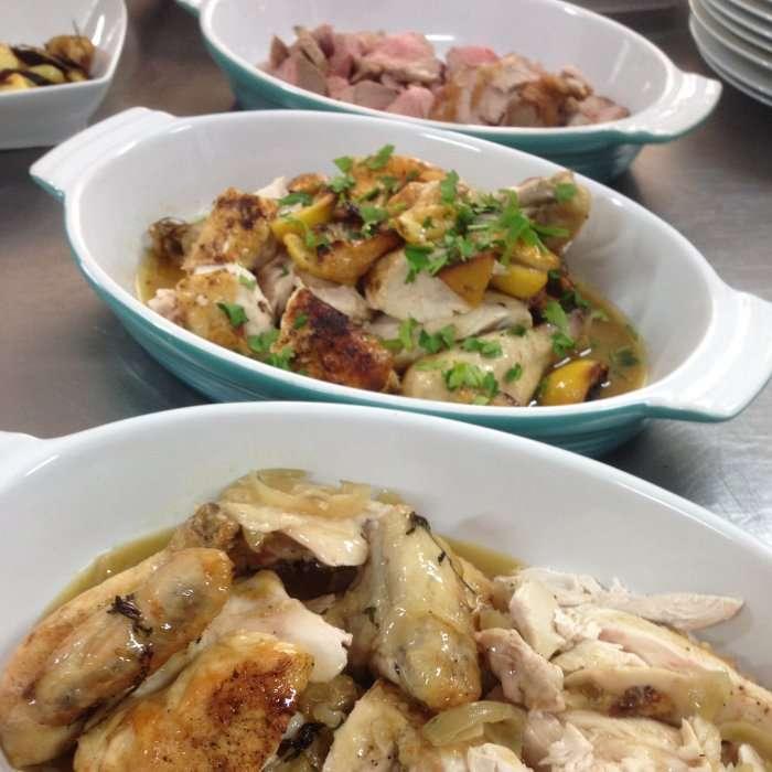 Sunday Roast Cooking Class