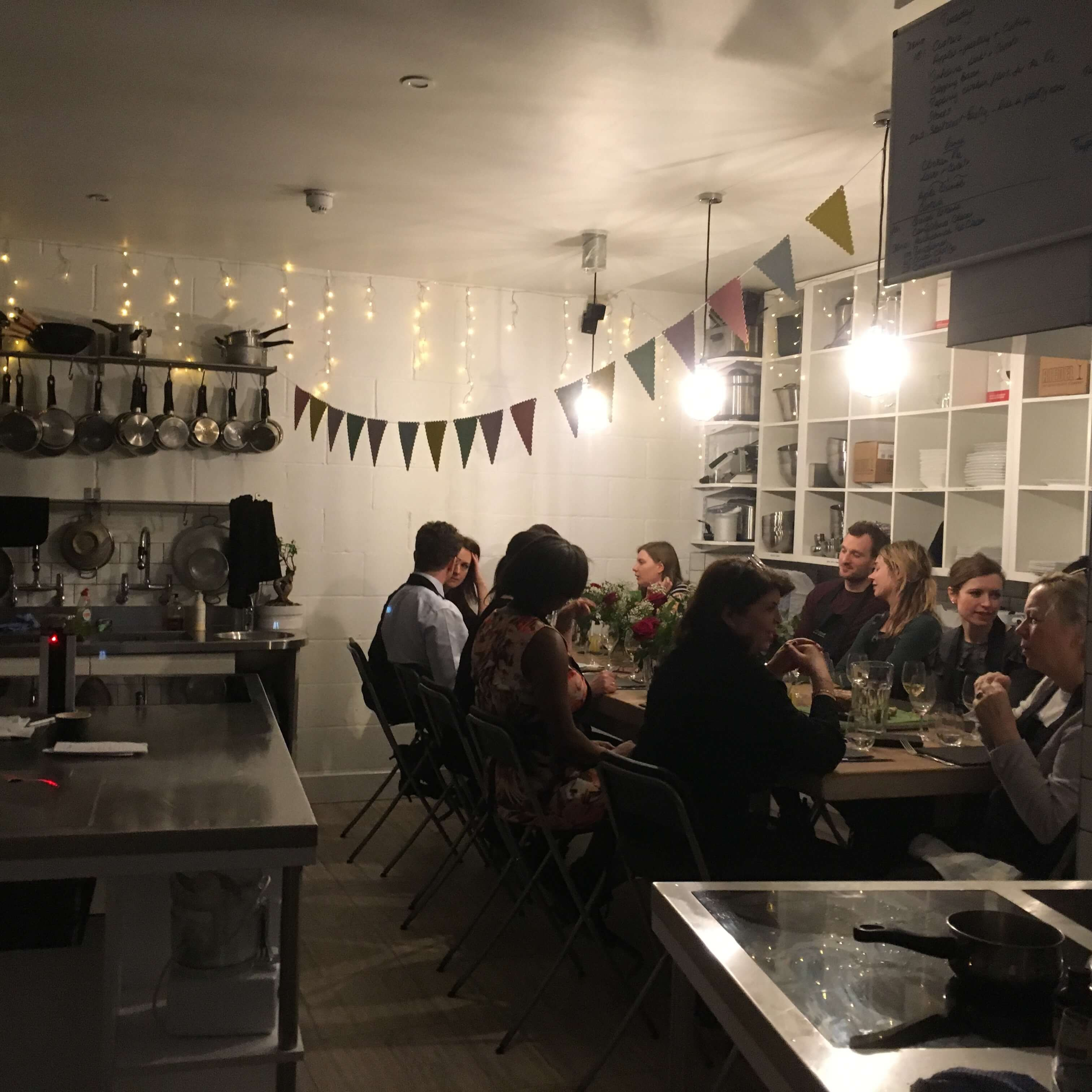 The Avenue's Week Shenanigans - Valentines Dinner Party Dining Class