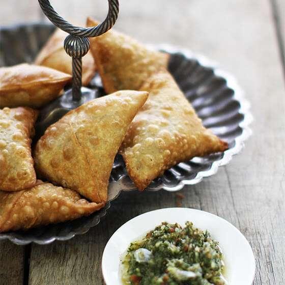 Indian Street Food Class