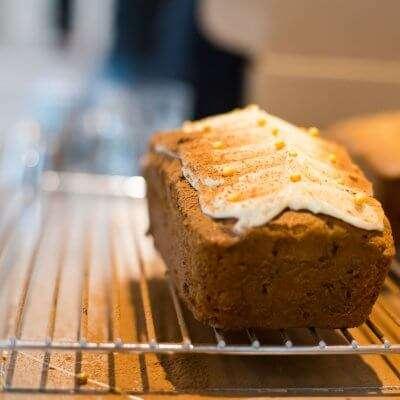 Carrot Cake for Ready Steady Bake