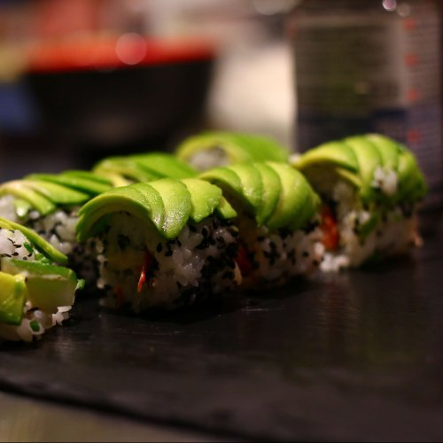 #vegansushi #VeganSushiWorkshop #couplesdate #sushinight #sushilover #foodies #chefmode